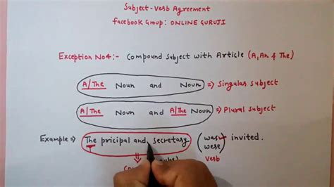 Mba After Bank Po Experience by Subject Verb Agreement Part 2 Ssc Cgl Bank Po Cds