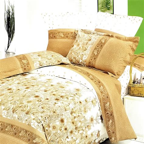 blancho bedding blancho bedding field of blossoms 100 cotton 5pc bed in