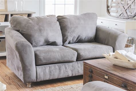 how to make sofa firmer living room slipcovers a comfort works review love