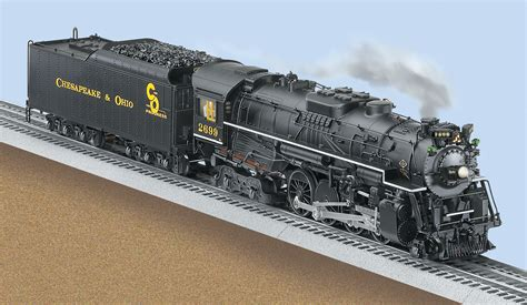 steam locomotive diagrams of the chesapeake ohio railroad chesapeake ohio tmcc 2 8 4 berkshire 2699
