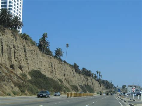 Traffic Report Pch Santa Monica - california aaroads california 1 south los angeles county