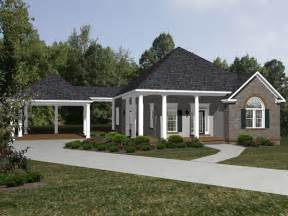 house plans with carports foxbridge ranch home plan 069d 0115 house plans and more