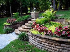 sloped backyard design pictures remodel decor and ideas