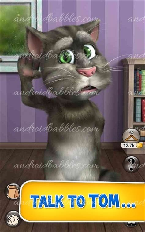 talking tom 2 apk version talking tom cat 2 free apk android babbles