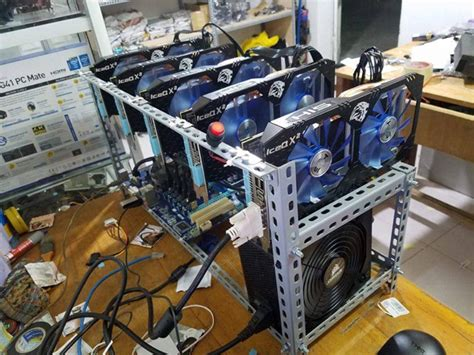 Vga Mining l 234 n d 224 n m 225 y t 237 nh cho ngæ á i má i c 224 y bitcoin c 244 ng nghá zing vn