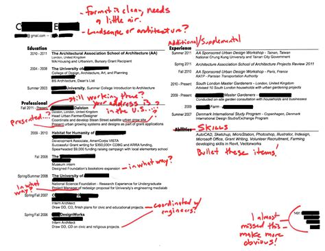 Definition Of Resume Title Intern 101 Redlined Resumes Strength In Need Of Definition