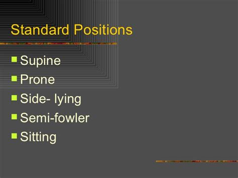 positioning and draping positioning and draping and bed mobility power point