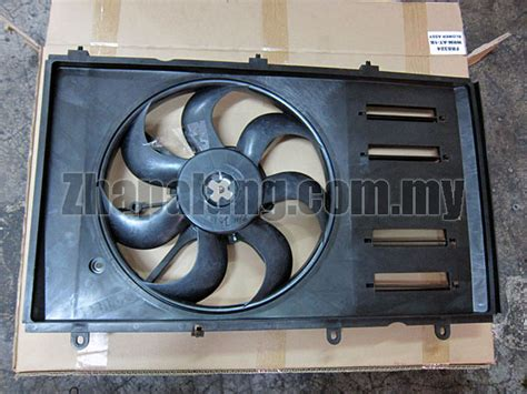 Motor Fan Proton original apm radiator fan motor fan blade and housing panel proton gen2 at 2 pin zhapalang e