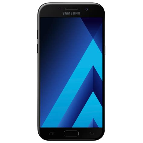 Samsung A5 Single Sim Samsung A5 2017 Sm A520 Black Single Sim Telefoane