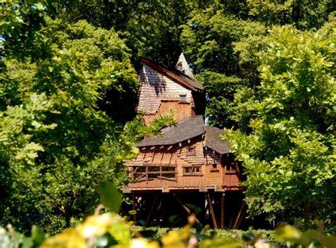 treehouse restaurant at the alnwick garden restaurant in
