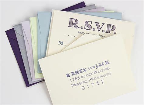 rsvp card envelope template wedding invitation rsvp envelopes matik for