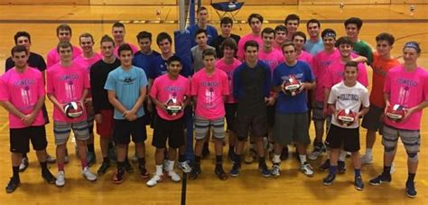 section 3 volleyball section iii boys volleyball league all stars recognized