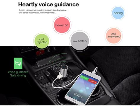 Remax Car Bluetooth Headset Rb T11c White Gold forsa kw