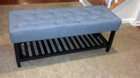 diy tufted bench road to the ravenna diy tufted bench