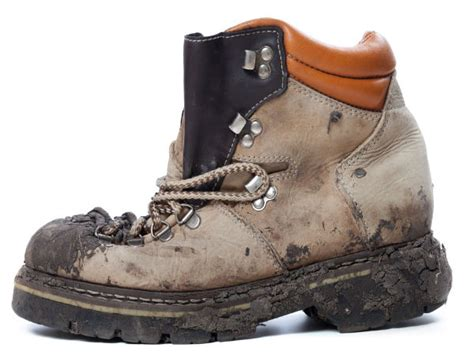 image how to remove mud stains from shoes