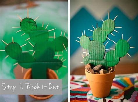 Cactus Papercraft - 25 best ideas about paper cactus on paper