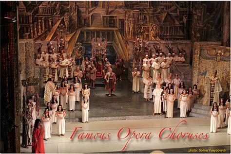 Famous Opera Songs