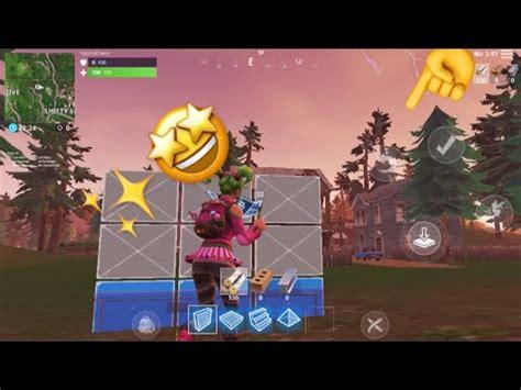 edit reset button  fortnite mobile youtube