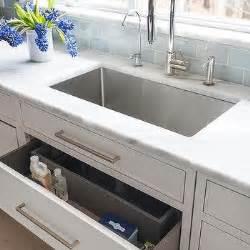 kitchen sink sponge drawer kitchen design decor photos pictures ideas