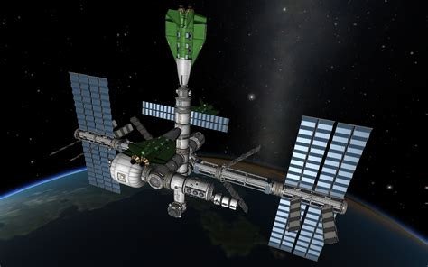 space station manager full version download mirai space station full version in ksp by