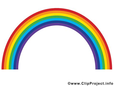 clipart gifs regenbogen cliparts