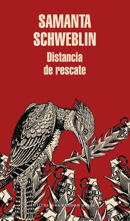 distancia de rescate distance la novela del terror