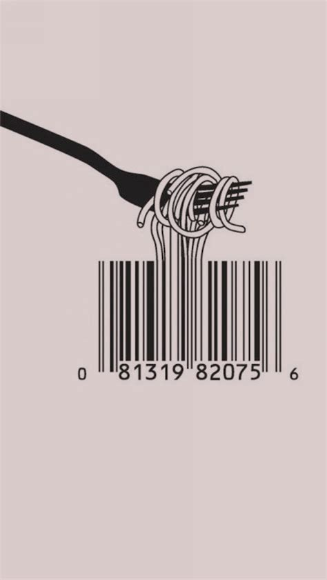 pin magazine barcode and price on pinterest barcode minimal iphone wallpapers mobile9 simple