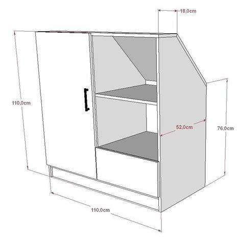 meuble rangement sous comble architecture design