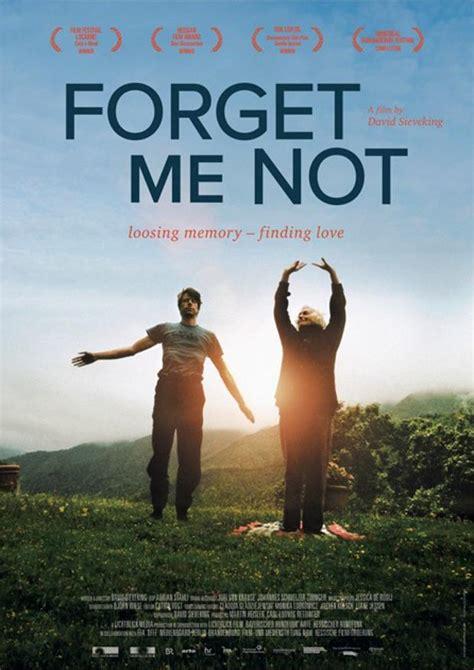 vergiss mein nicht dvd vergiss mein nicht forget me not 2012 filmaffinity