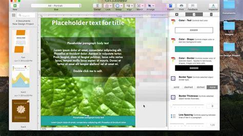 Brochure Design Software For Mac by Best Flyer Design Software For Mac Yourweek Fb34e2eca25e