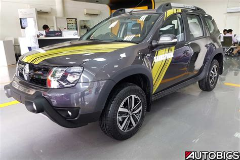 renault duster 2017 colors renault duster sandstorm edition and images autobics