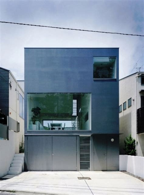 cube house home minimalist architecture design design