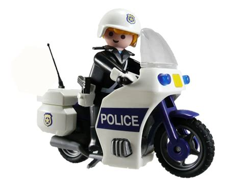 Ersatzteile Playmobil Motorrad by Playmobil Polizei Motorrad Aus Set 3986 3915 25087