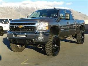 Diesel Truck Tires For Sale Sell Used Chevy Crew Cab Duramax Diesel 4x4 Ltz Custom New