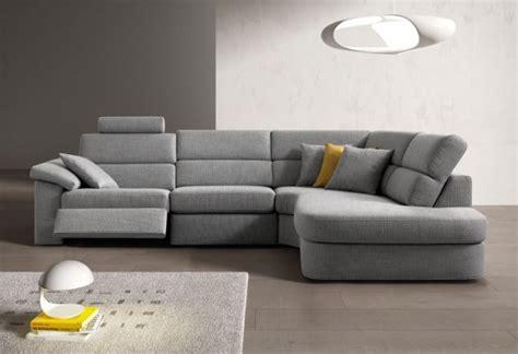 divani tondi divano relax george divano con recliner sofa club treviso