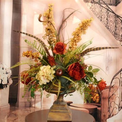 silk flower arrangements for bathrooms