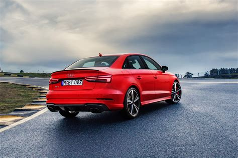 Test Audi Rs3 by 2017 Audi Rs3 Sedan Review Caradvice