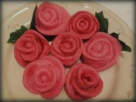 youtube membuat bakpao cara membuat bakpao bentuk mawar youtube