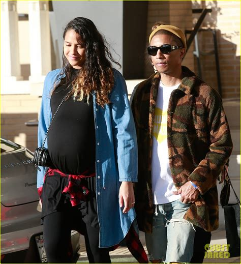how much is helen lasichanh worth pharrell williams goes holiday shopping with pregnant wife