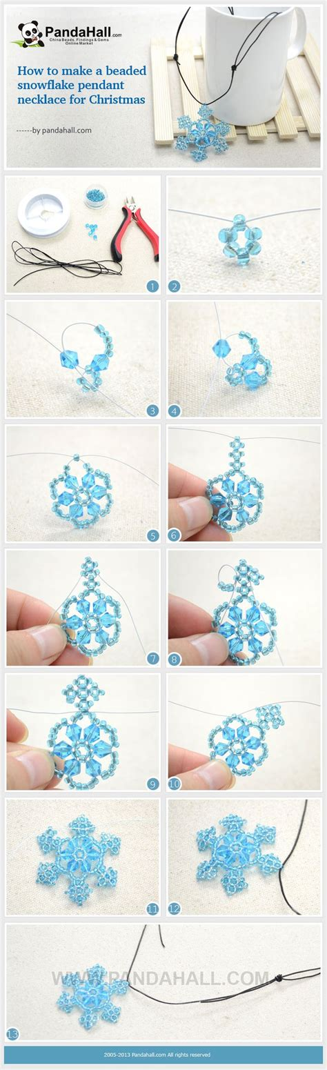 snowflake pattern tutorial 407 best beaded snowflakes patterns inspiration free