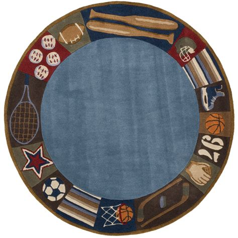 whimsy sports rug rosenberryrooms
