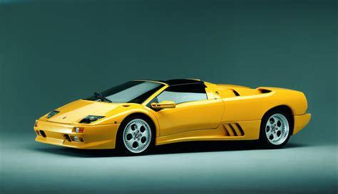 1998 Lamborghini Diablo 1998 Lamborghini Diablo Vt Roadster Supercar