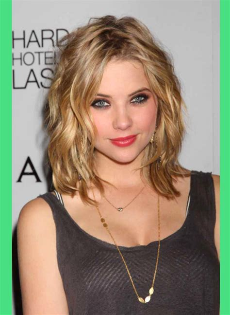 Hairstyles For Shoulder Length Hair by Shoulder Length Hairstyles Top Haircut Styles 2017