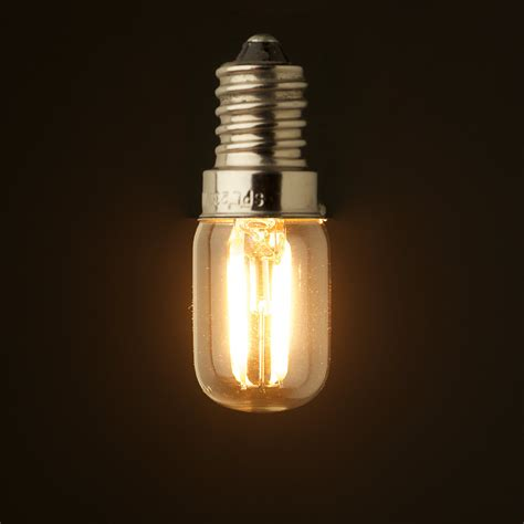 Clear Led Light Bulbs E14 Filament Led Mini Pilot Bulb