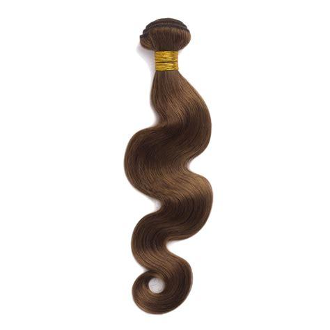 3 bundles 8 light brown 100g wavy indian remy hair 8 light brown