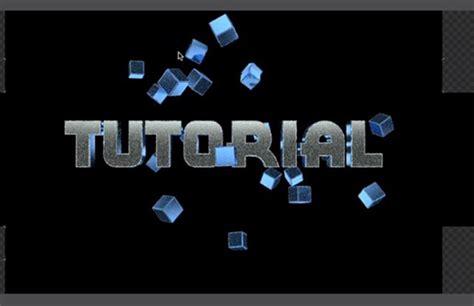 blender 3d explosion tutorial stereopixol cube explosion tutorial in blender