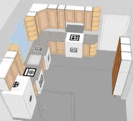Kitchen Cabinets Design Layout by Architecture Designs