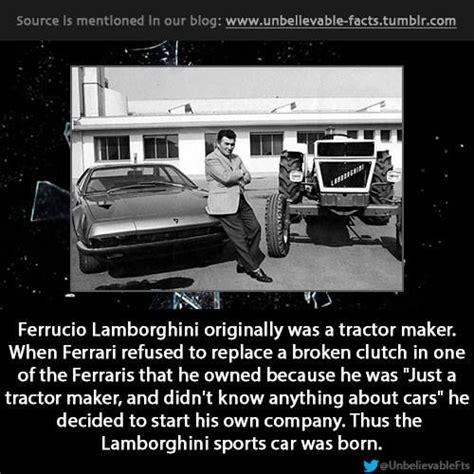 Ferruccio Lamborghini Facts 1000 Images About Lamborghini On Cars