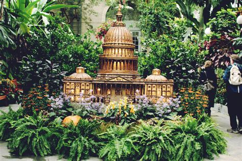 Botanical Gardens In The Us United States Botanic Garden Our Heritage