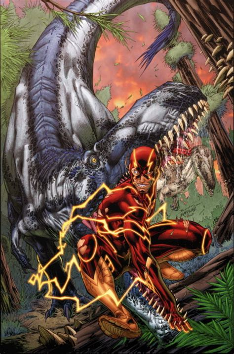 Flash Hc Vol 05 History Lessons N52 Dc Comics Flash Vol 7 Savage World In January Speed